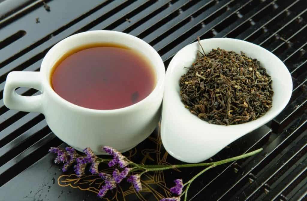Дарджилинг чай фото