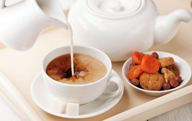 чай в Великобритании