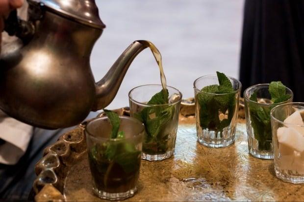 Чай в Марокко