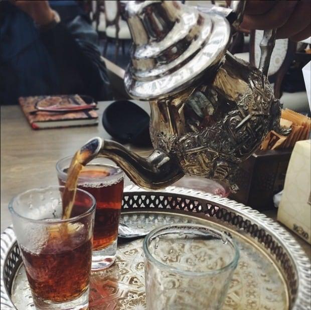 чай в египте