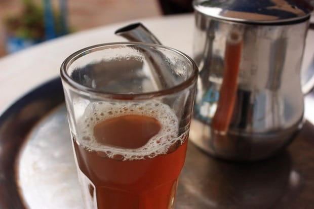 чай в мавритании