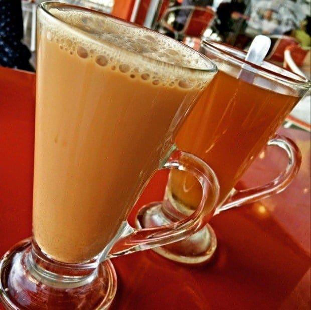 чай в Малайзии