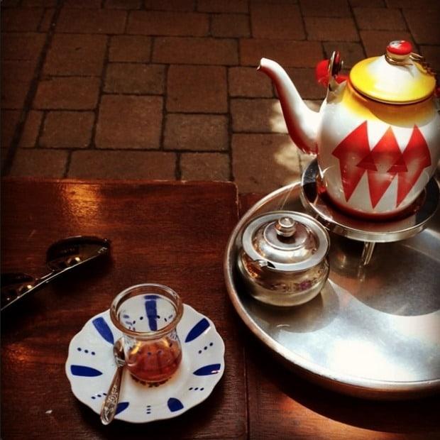чай в кувейте
