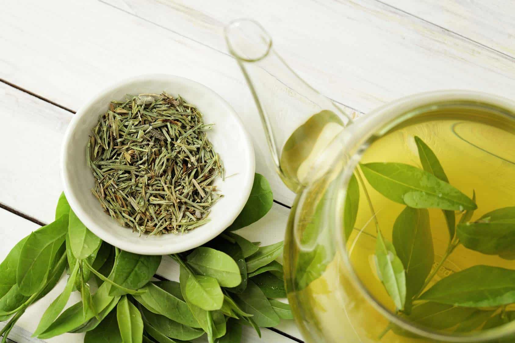 Зеленый чай и давление фото