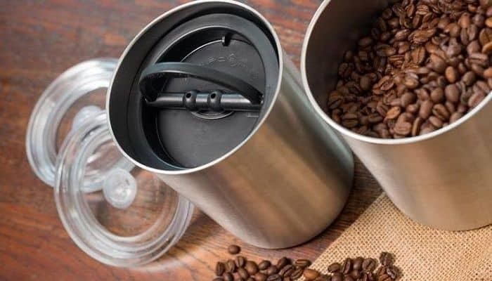 как хранить кофе фото