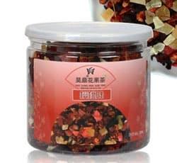 фруктовый китайский чай