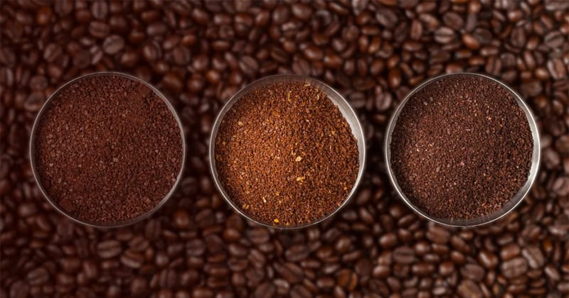 kofe krupnogo pomola stepeni pomola