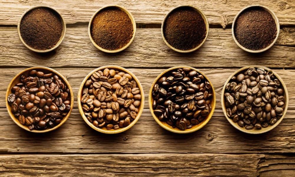 сорта кофе фото