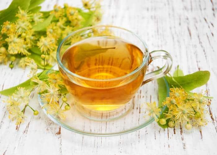 Липовый чай как заваривать фото
