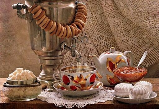 чаепития русские традиции
