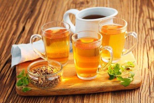 чай с крапивой