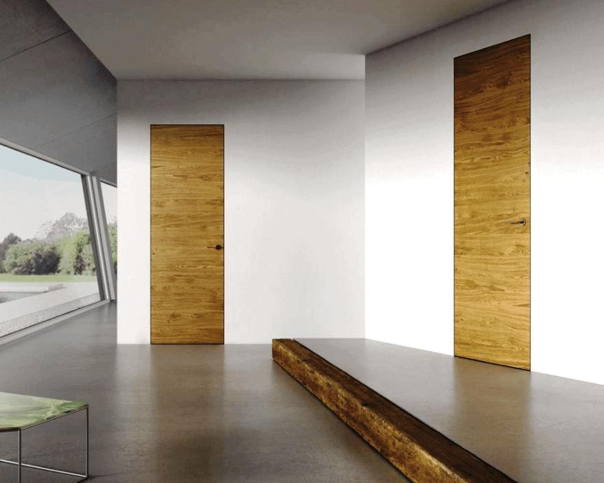 кухонные двери невидимки