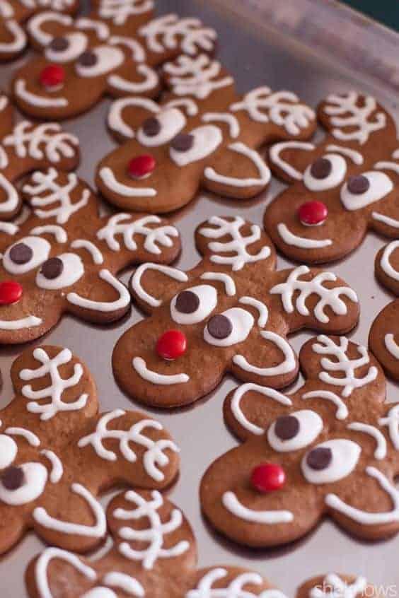 украшение печенек