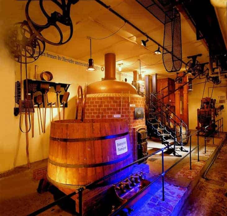 private brewery