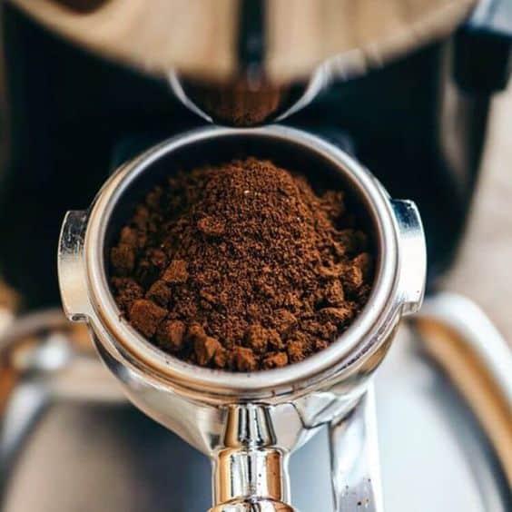 молотый кофе для кофемашины