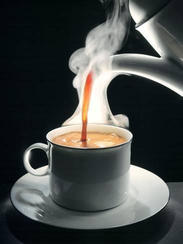 растворимый кофе заваривание