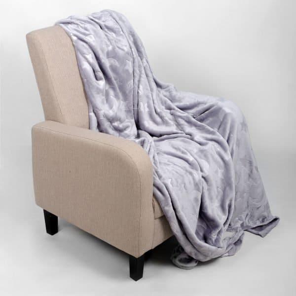 Одеяла из флиса фото