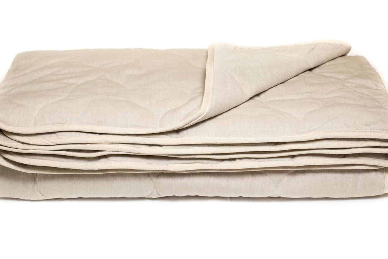 Одеяла льняные фото