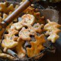 Печенье листья фото