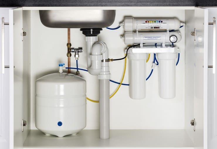 система фильтров для воды фото