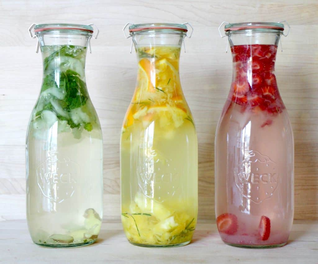 домашней ароматизированной воды фото