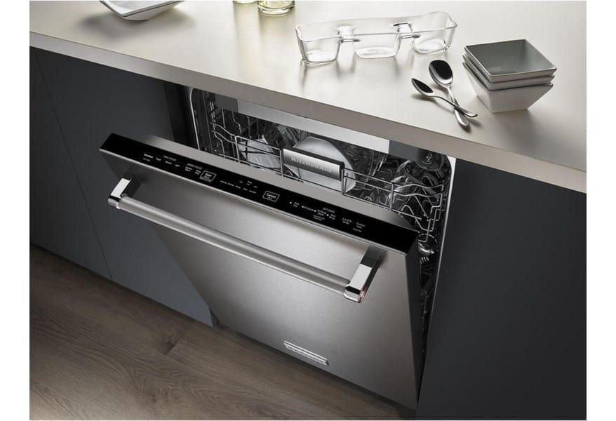 KitchenAid посудомойка фото