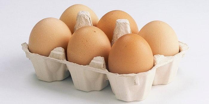 коричневые яйца фото