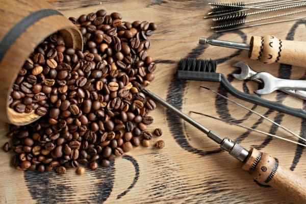 инструменты для ремонта кофемашины фото